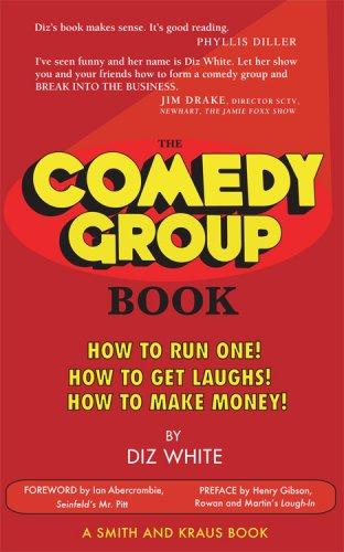 The Comedy Group Book, Diz White