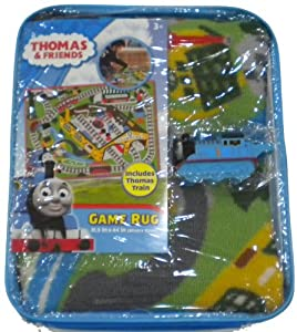Thomas the Train Game Rug by Thomas