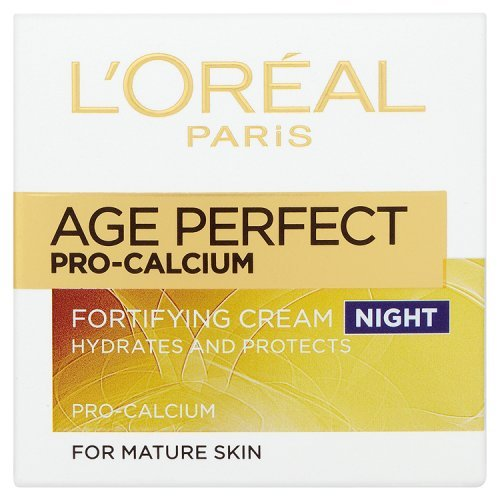 L'Oreal Age Re-Perfect Pro Calcium Night 50ml thumbnail