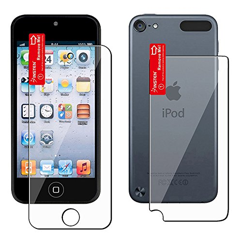 Eforcity 2-Lcd Kit Reusable Screen Protector For Ipod Touch 5G