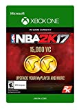NBA 2K17: 15,000 VC - Xbox One Digital Code