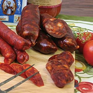 Oreados Mini-chorizo 4 Pack from Palacios