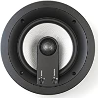 Klipsch PRO 4800 80W 2-Way In-Ceiling Home Audio Speaker (Pair)