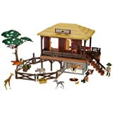 Playmobil 4826 Wildlife Care Stationby Playmobil