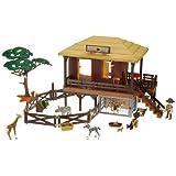 Playmobil - 4826 - Jeu de construction - Centre de soins pour animaux sauvagespar Playmobil