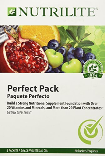 Amway - Nutrilite - The Perfect Pack For Your Health by Nutrilite (Health Pack compare prices)