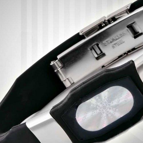 One Black Power Bracelet - Fusion Excel Scalar
