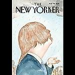 The New Yorker, August 22nd 2016 (Patrick Radden Keefe, Lizzie Widdicombe, Emily Nussbaum) | Patrick Radden Keefe,Lizzie Widdicombe,Emily Nussbaum