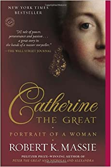 Catherine the Great: Portrait of a Woman book cover