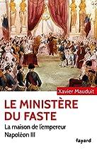 LE MINISTÈRE DU FASTE (DIVERS HISTOIRE) (FRENCH EDITION)
