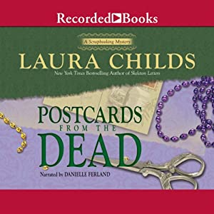 Postcards from the Dead: A Scrapbooking Mystery, Book 10 | [Laura Childs]