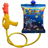 Darling Toys Tom And Jerry Holi Water Gun With Tank Backpack
