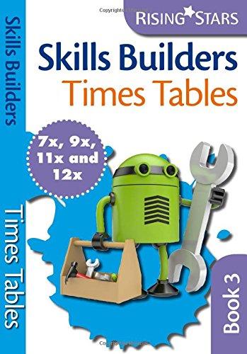 Skills Builders Times Tables 7x 9x 11x 12x (Skills Builders Maths)