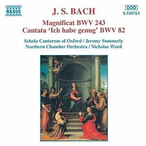 Magnificat / Ich Habe Genug Cantata