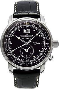 Zeppelin Inspiration Mens Wristwatch Made in Germany