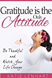 Gratitude is the Only Attitude: Be Thankful and Watch Your Life Change