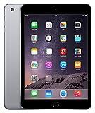 【第三世代】アップル (2014) SIMフリー iPad mini 3 Wi-Fi + Cellular【米国並行輸入品】 (128GB  スペースグレイ Gray))