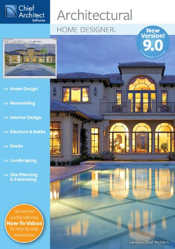 Chief Architect Architectural Home Designer 9.0  [OLD VERSION] [Download]