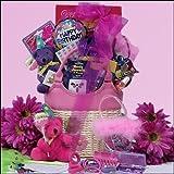 Happy Birthday Fashion Fun: Tween Girl Birthday Gift Basket ~ Ages 8-13