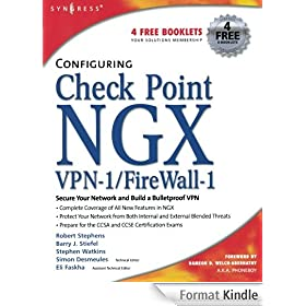 Configuring Check Point NGX VPN-1/Firewall-1