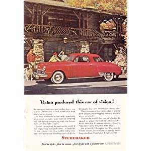 STUDEBAKER FOR SALE - ANTIQUE / VINTAGE / PRE-WAR STUDEBAKER CARS