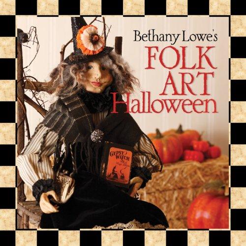Bethany Lowe's Folk Art Halloween