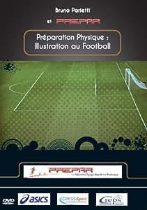 DVD Préparation physique - Illustration au Football