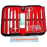 Kit Médico de Disección DR Instruments 10GSM para estudiantes de anatomía