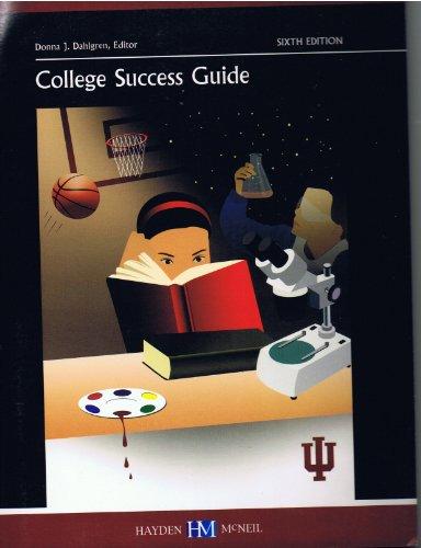 College Success Guide 6th Edition 9780738052724 Slugbooks