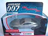 James Bond Aston Martin Vanquish Die Another Day Model Car Pierce Brosnan