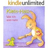Klein-Hasi - Was ich alles kann. Ein Bilderbuch für die Kleinsten.