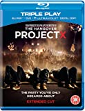 Project X (Extended Cut) - Triple Play (Blu-ray + DVD + UV Copy) [Region Free]