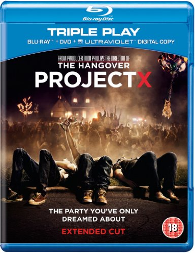 Project X [BLU-RAY] (18)