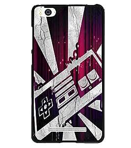 Printvisa 2D Printed Designer back case cover for Xiaomi Mi4i - D4506