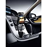 Fonus Universal Car Mount Holder with Dual USB Charger and Charging Socket for Apple Iphone 5