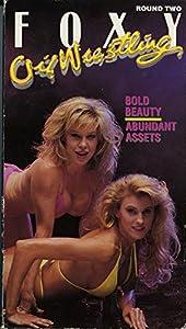 Foxy Oil Wrestling (1987) [VHS]