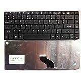 ROTLE Laptop Internal Keyboard Compatible With Acer Aspire 4736 4736g 4736z 4736zg 4738 4739 4739z 4740 4741 3410 3810 3810t 3820 4540 4810 4810t 4733 4410 4735g 4743z 4750z E1-431 Laptop Internal Keyboard ( COMPATABLE KEYBOARDS )