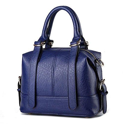 koson-man-cintura-da-donna-a-tracolla-maniglia-superiore-borsa-tote-bags-blu-blu-kmukhb212