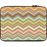 Snoogg Aztec Designs 12 To 12.6 Inch Laptop Netbook Notebook Slipcase Sleeve