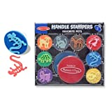 Melissa & Doug Favorite Pets Stampers