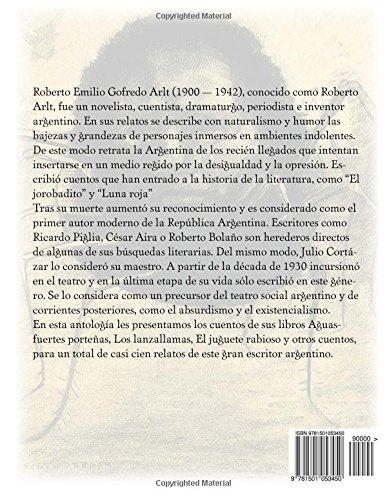 Cuentos,  Roberto Arlt
