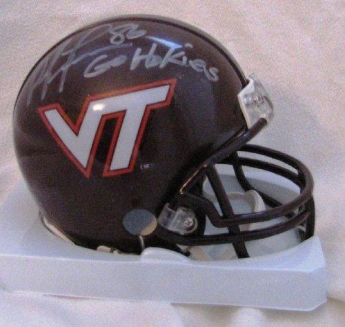 antonio-freeman-va-virginia-tech-mini-helmet-with-go-hokies-inscription