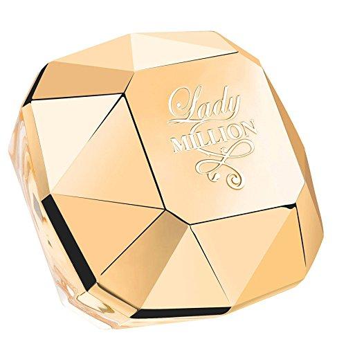Lady-Million-pour-Des-Femme-Coffret-81-ml-Eau-de-Parfum-Vaporisateur-100-ml-Lotion-Pour-Le-Corps