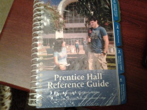 Prentice Hall Reference Guide - Ozark Technical Community College
