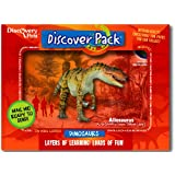 Dinosaur Discover Pack, Allosaurus ~ Discovery Post