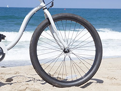 Firmstrong Bruiser Man Beach Cruiser Bicycle, 26-Inch 3