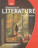 9780030368776: Holt Elements of Literature: Student Edition Grade 8 Second Course 2009