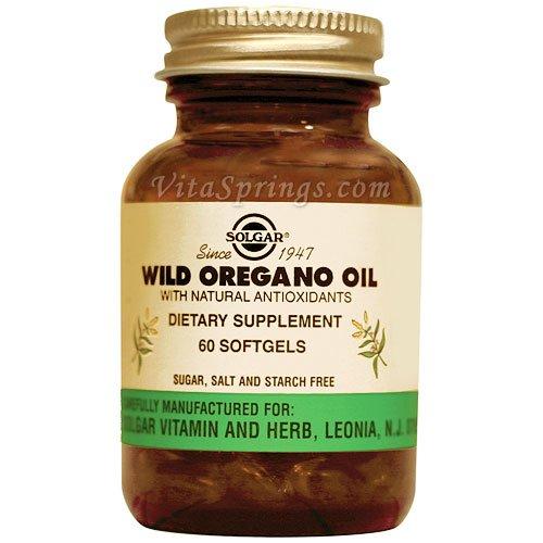 Отзывы Solgar Wild Oregano Oil Softgels