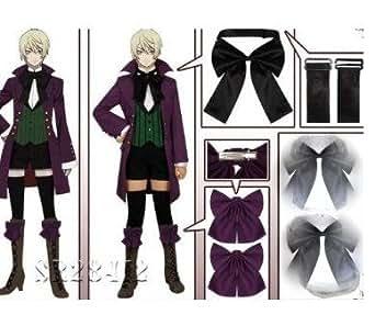 Black Butler Ii 2 Alois Trancy Cosplay Costume for Halloween
