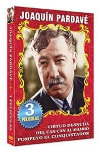 Amazon.com: Joaquin Pardave-3 Peliculas Clasicas: Joaquin Pardave